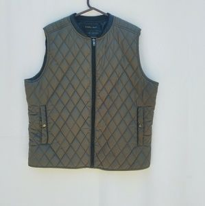 Zara Man Vest Jacket